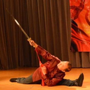 Open House Performance – Sword Dance